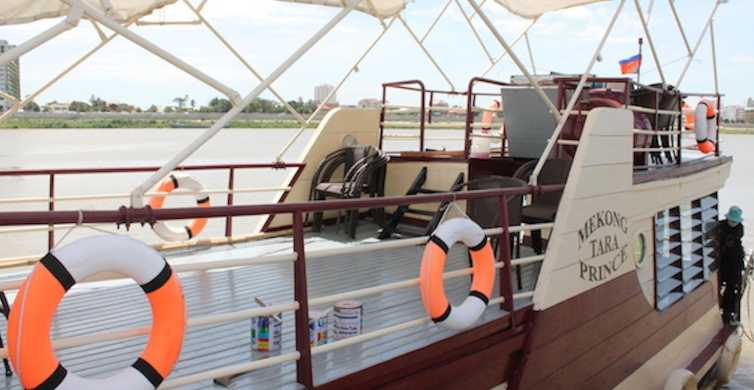 Tonle Sap Cruise & Road Tour between Phnom Penh & Siem Reap
