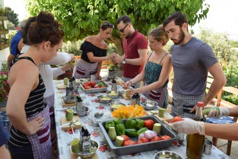 Chania: Authentic Cooking Class in the White Mountains