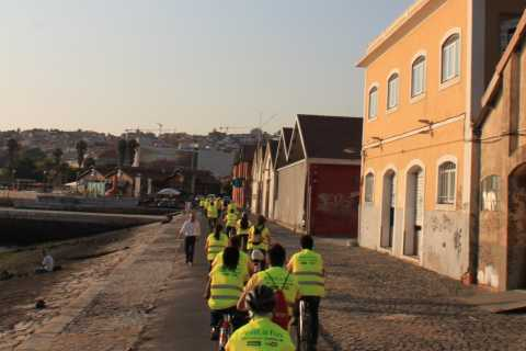 Lisbon: Go Tejo 3-Hour Electric Bike Tour