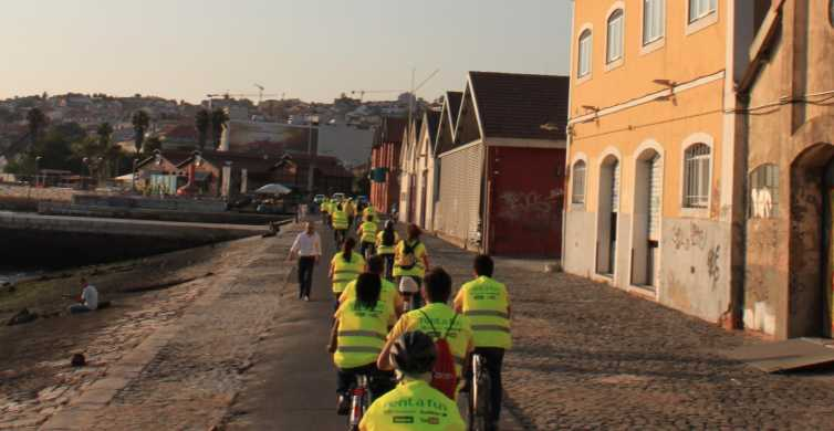 Lisbon: Go Tejo 3-Hour Electric Bike Tour