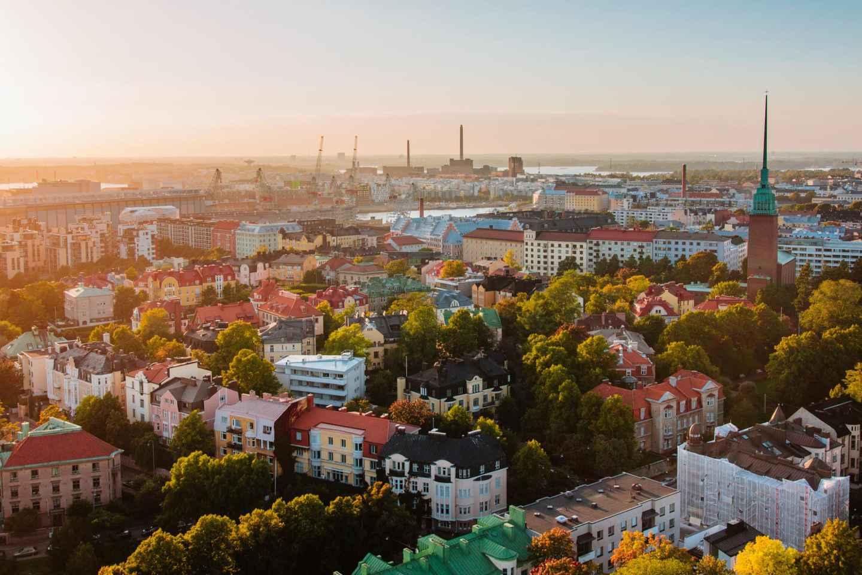 Helsinki: Musikalische Tour