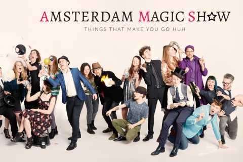 Ámsterdam Magic Show