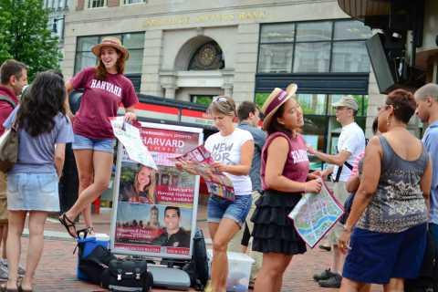 Harvard University and MIT Combo Walking Tours
