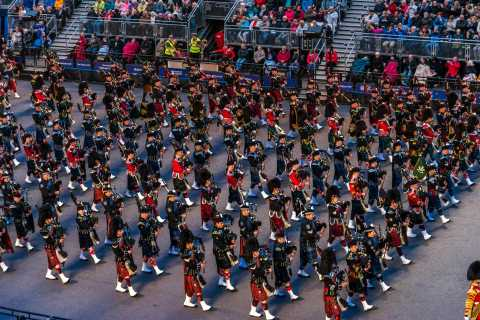 Full-Day Edinburgh Military Tattoo & Scottish Highlands Tour