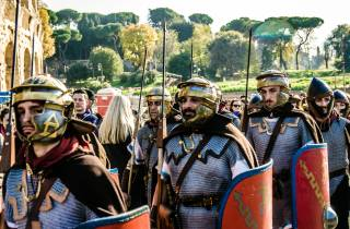 Rom: Höhepunkte des Kolosseums