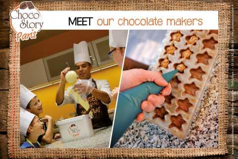 Paris: Ingresso Museu do Chocolate