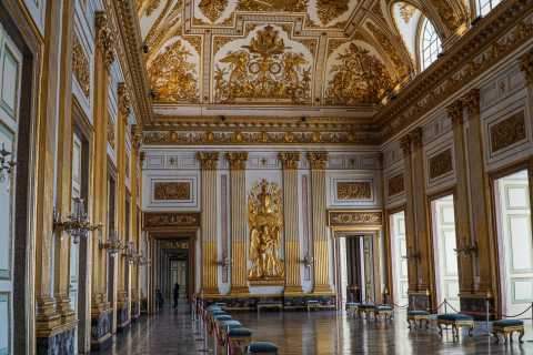 Royal Palace of Caserta Guided Tour - the Italian Versailles