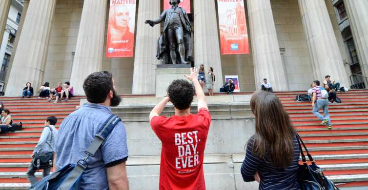 New York: The Story of Hamilton Small Group Walking Tour