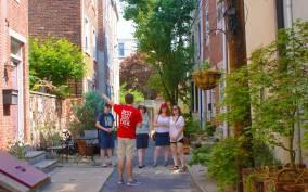 Philadelphia Markets, Mosaics and Magic Small Group Tour