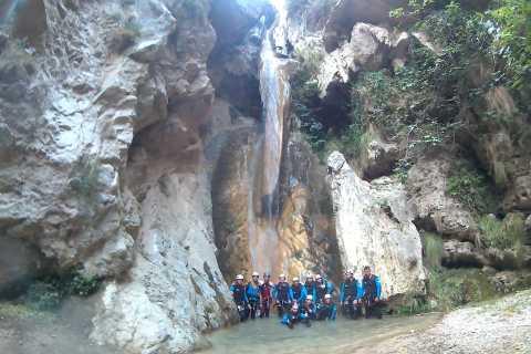 Granada: Lentegi Canyon Trip