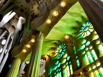 Sagrada Familia: Führung ohne Anstehen