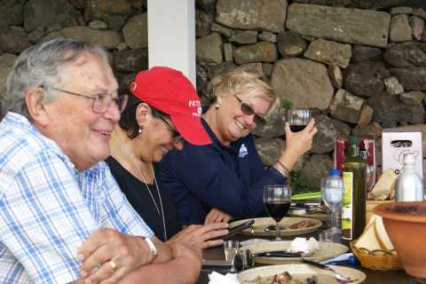 Azores: Outdoor Lunch with Traditional Foods