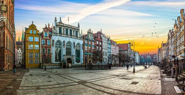Casco antiguo de Gdansk: recorrido a pie de influencia alemana