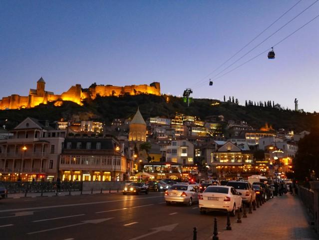 Tbilisi privéluchthaventransfer