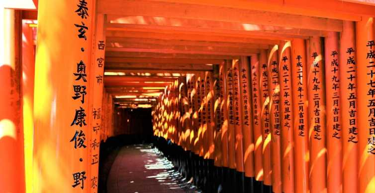From Kyoto: Full-Day UNESCO and Historical Sites Tour