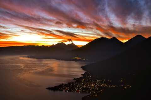 San Pedro La Laguna: Sunrise Hike to the Indian Nose