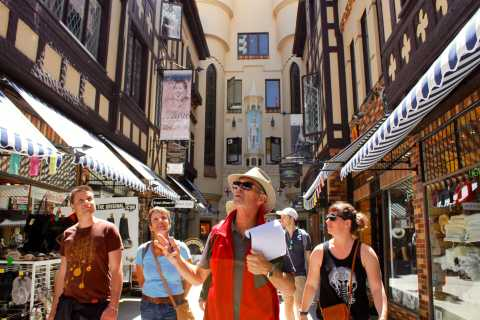 Explore Perth City Walking Tour