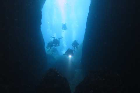 From Athens: Scuba Diving at the Blue Hole