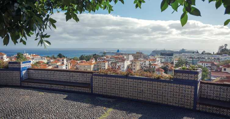 Funchal: Historical Walking Tour