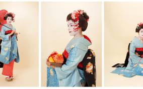Kyoto: 2-Hour Maiko Makeover and Photo Shoot