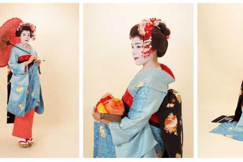 Kyoto: 2-Hour Maiko Makeover and Photo Shoot