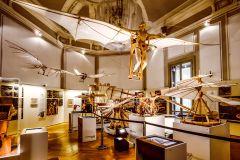 Ingresso para a Exposição Leonardo3 - O Mundo de Leonardo