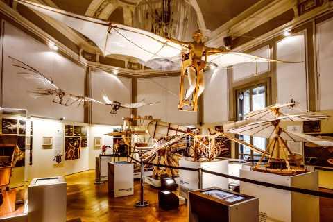 Entreeticket voor museum Leonardo3 - The World of Leonardo