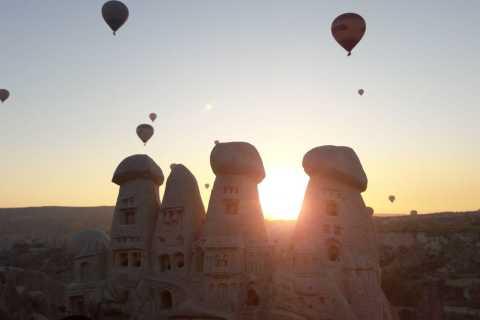 Full-Day Cappadocia Red Plus Tour