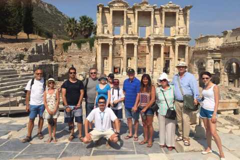 From Kusadasi: Full-Day Small Group Ephesus Tour