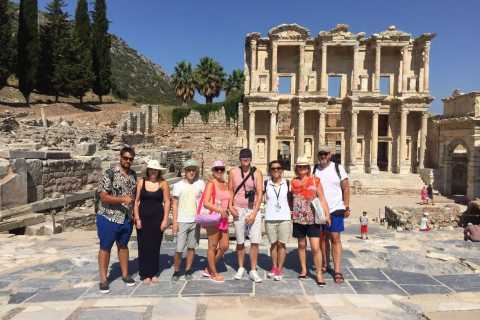 From Kusadasi: Half-Day Small Group Ephesus Tour
