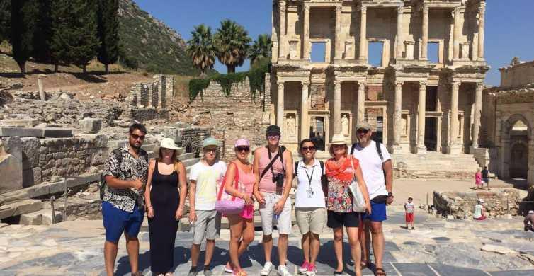 From Kusadasi: Half-Day Small Group Ephesus Tour