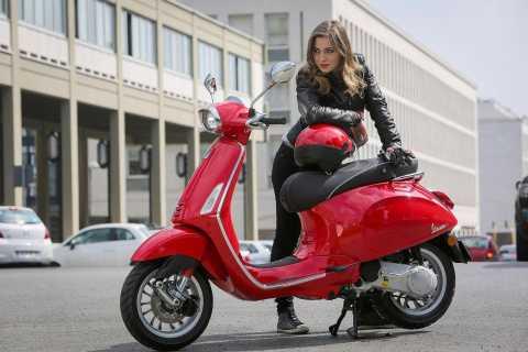 佛罗伦萨:24小时Noleggio Vespa,踏板车和轻便摩托车