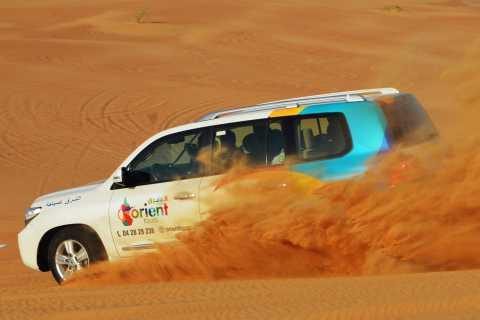 Passeio Deserto de Dubai: Pôr do Sol e Dança do Ventre