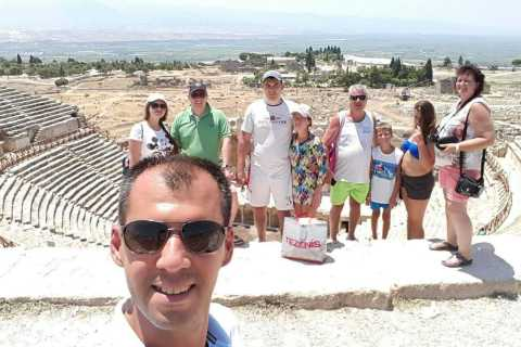 Pamukkale Small Group Tour from Kusadasi