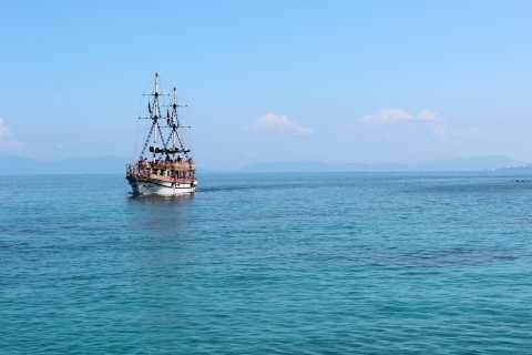From Kusadasi: Full-Day Boat Cruise