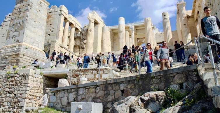 Athen: Akropolis-Führung inkl. Ticket