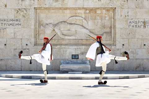 Athens: City & Streets Tour