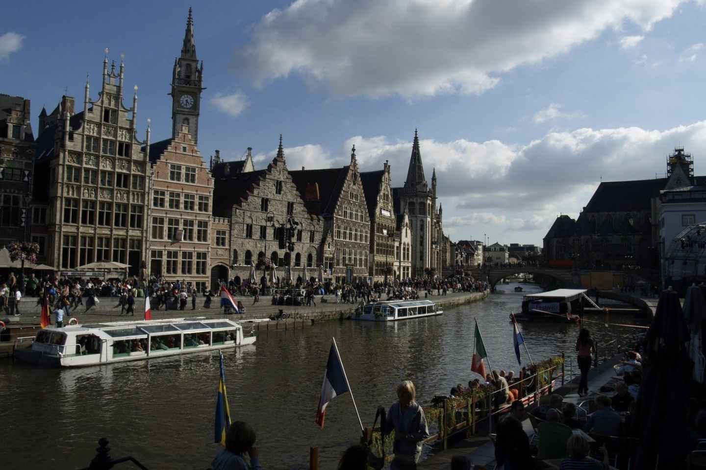 Ghent: Walking Tour from Friday Market to the Cathedral