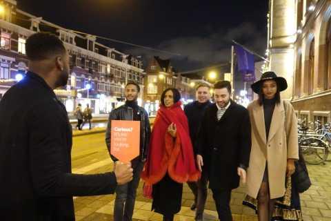 Amsterdam: Tour durch das Rotlichtviertel