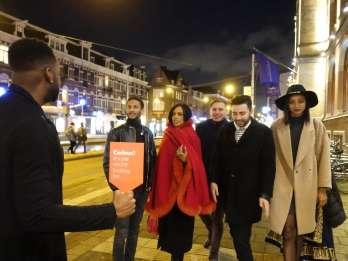 Amsterdam: Tour durch das Rotlichtviertel. Foto: GetYourGuide
