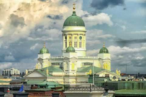 Helsinki: 3-Hour Shore Excursion Small Group Walking Tour