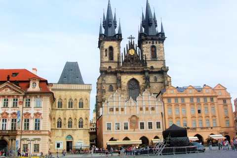 Prague: Tailored Sightseeing Tour in French
