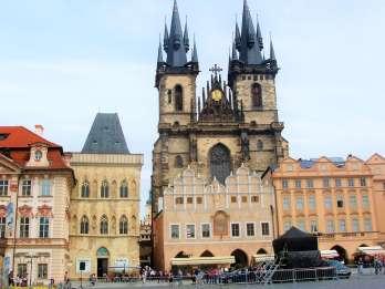 Prag: Maßgeschneiderte Sightseeing-Tour auf Französisch