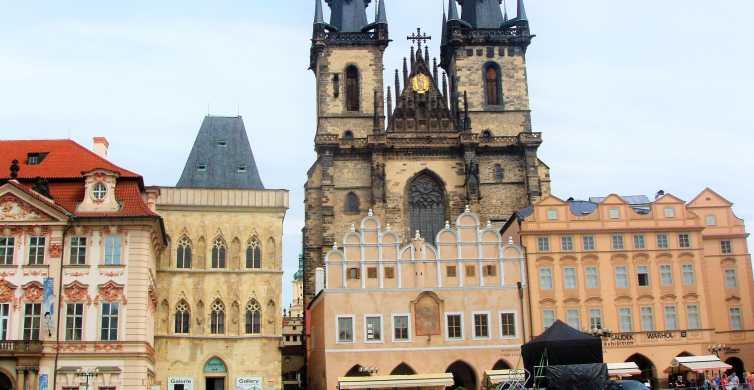 Prague: visite touristique sur mesure en français