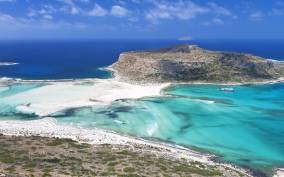 From Rethymno: Gramvousa Island and Balos Bay