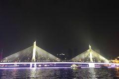 Cruzeiro noturno Pearl River com transferências privadas em Guangzhou