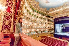 Teatro La Fenice: Ingresso Sem Fila com Guia de Áudio
