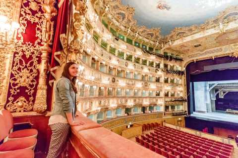 La Fenice Opera House: Skip-the-Line Ticket with Audio Guide