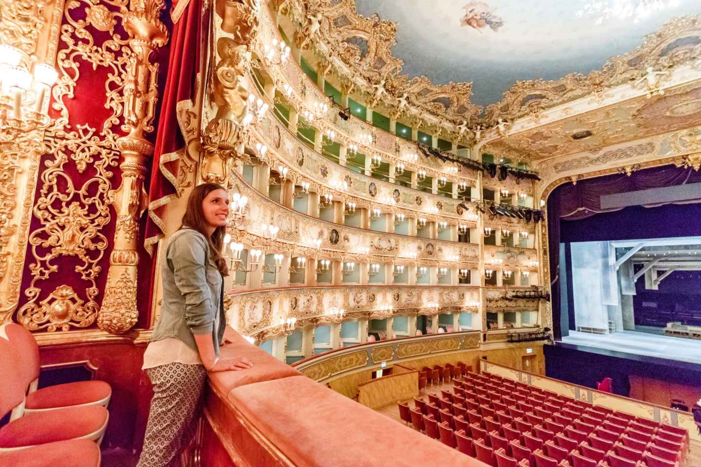 Venedig: Teatro La Fenice Einlass Ohne Anstehen & Audioguide