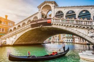 Ab Gardasee: Venedig bei Nacht Tagestour